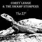 EP Design - Corey Legge & the Swamp Stompers - Front Cover